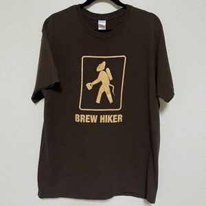 BREWERY SHORT SLEEVE T SHIRT, LARGE